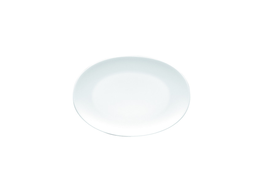 Ovale schaal 18 x 12 cm