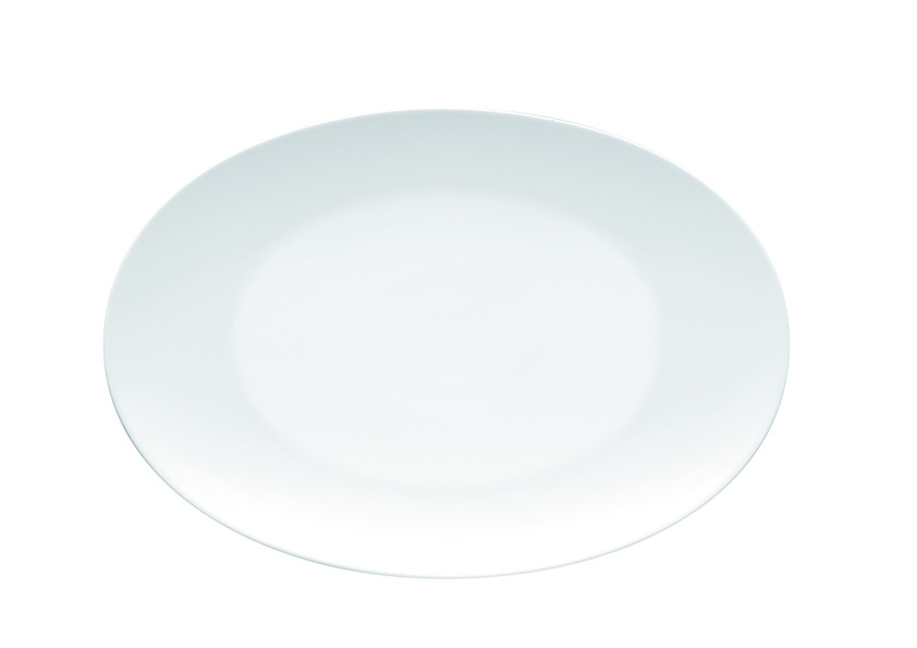 Ovale schaal 34 x 23.5 cm