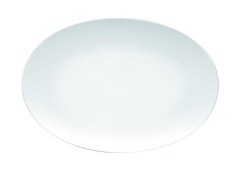 Ovale schaal 38 x 26 cm