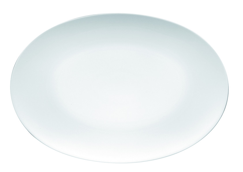 Ovale schaal 42 x 29 cm