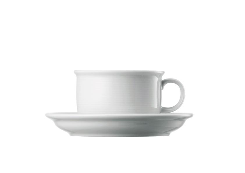 Cafe au Lait kop en schotel 0,4L