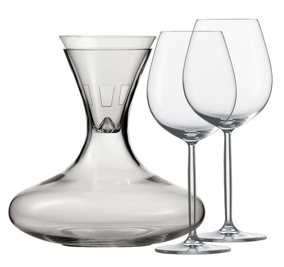 Decanteerset met 2 glazen - Schott-Zwiesel Diva