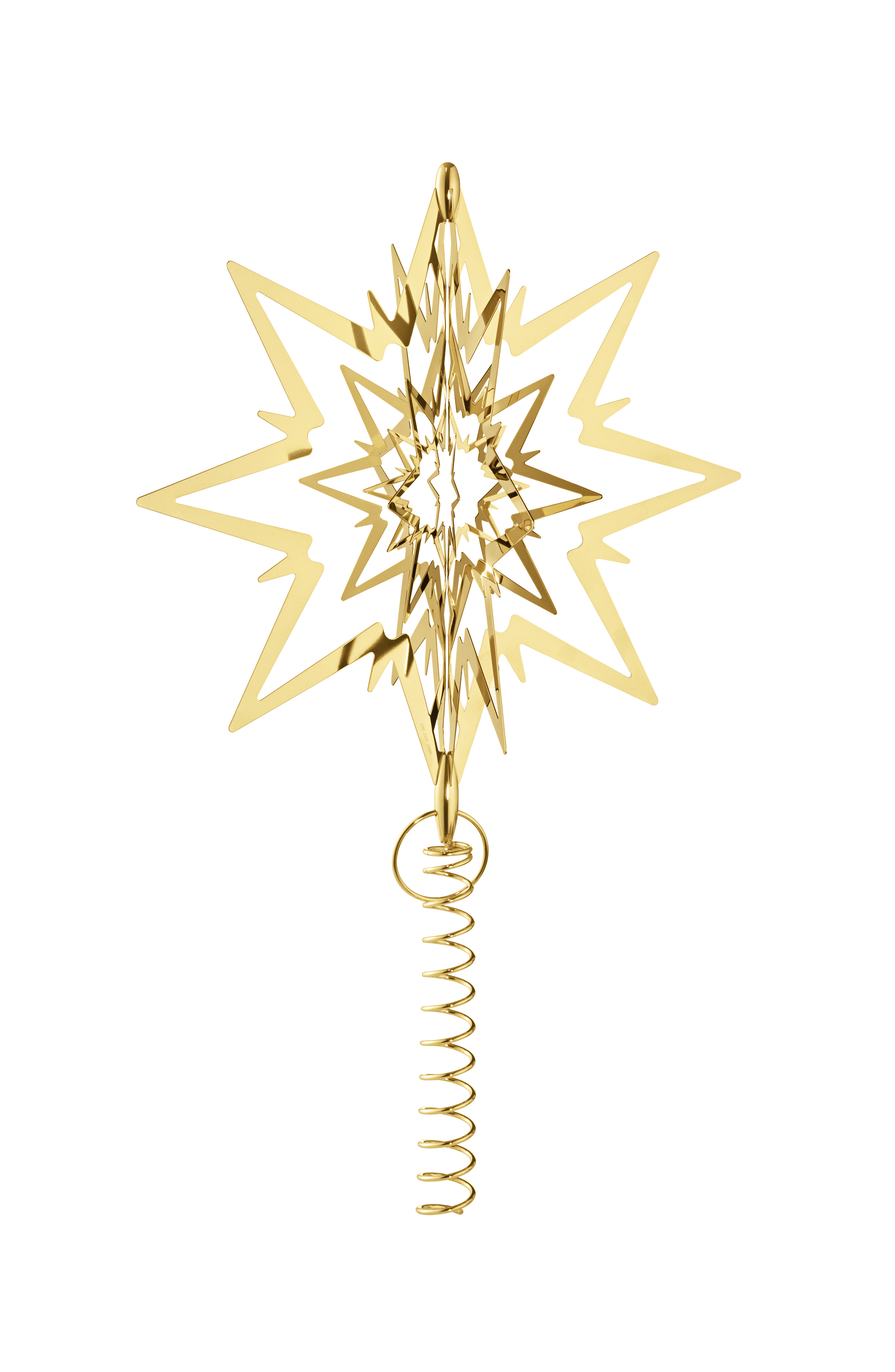 Top star gold - large