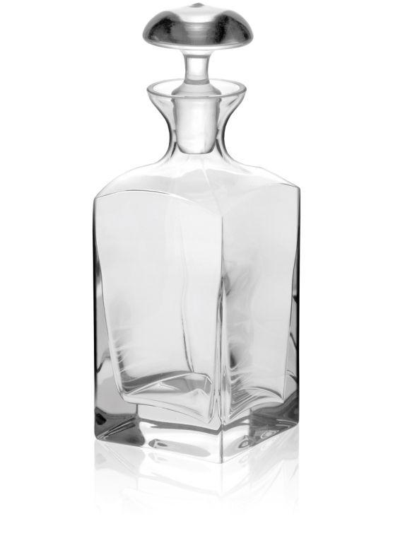 Whiskykaraf No. 4 - Krosno Caro